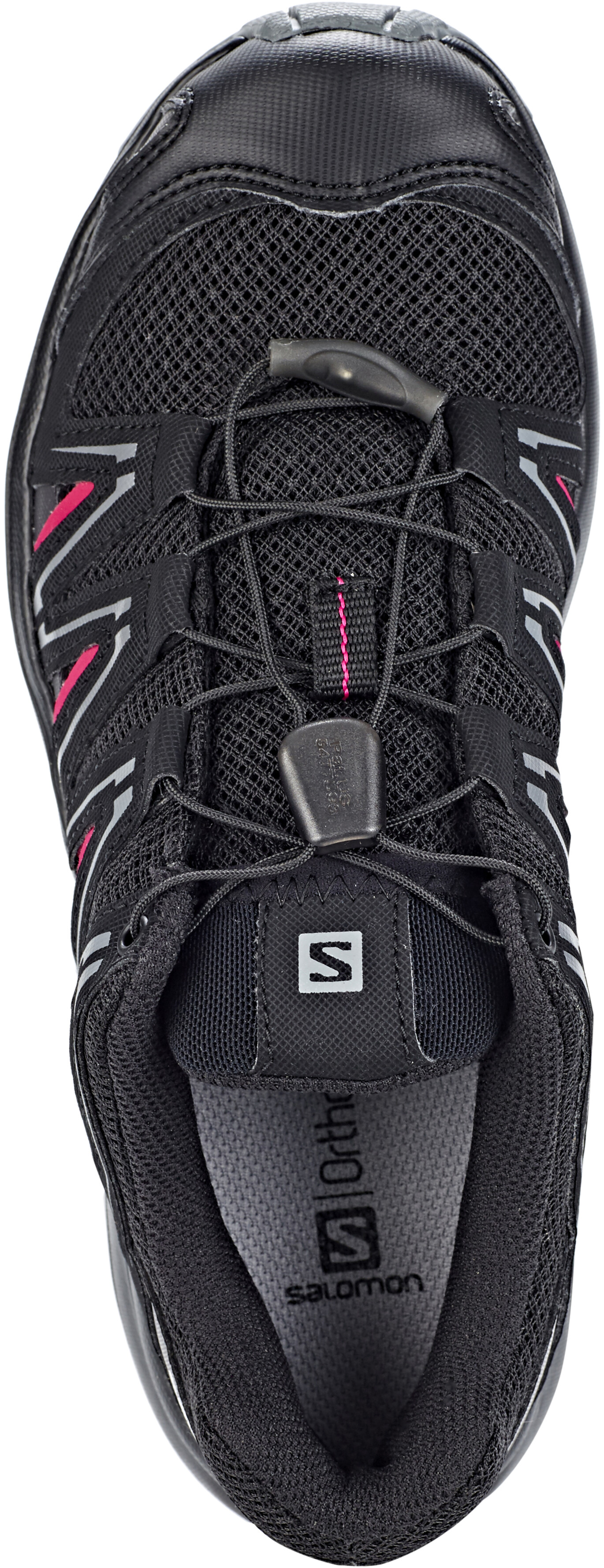 bf167c6f956f Salomon XA Kuban Shoes Women Black Black Cerise
